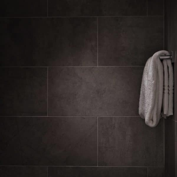 Master Bathroom: The Shower Stall