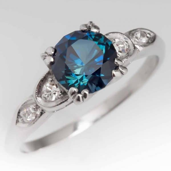 Colored Stones are the Perfect Alternative for Couples Looking for a Unique Engagement Ring