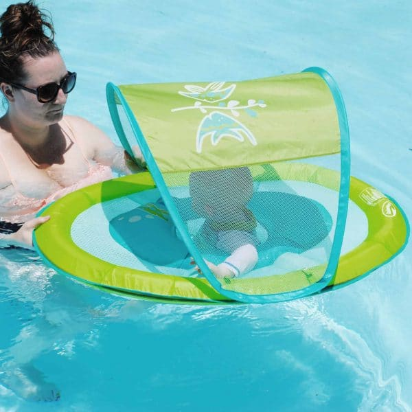 Having Some Family Fun in the Pool with Swimways