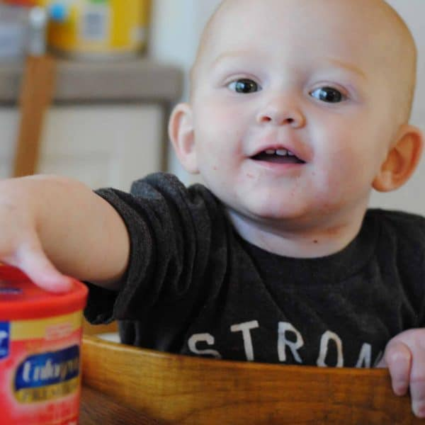 Feed a Toddler's Brain and Body with Enfagrow® Toddler Next Step®