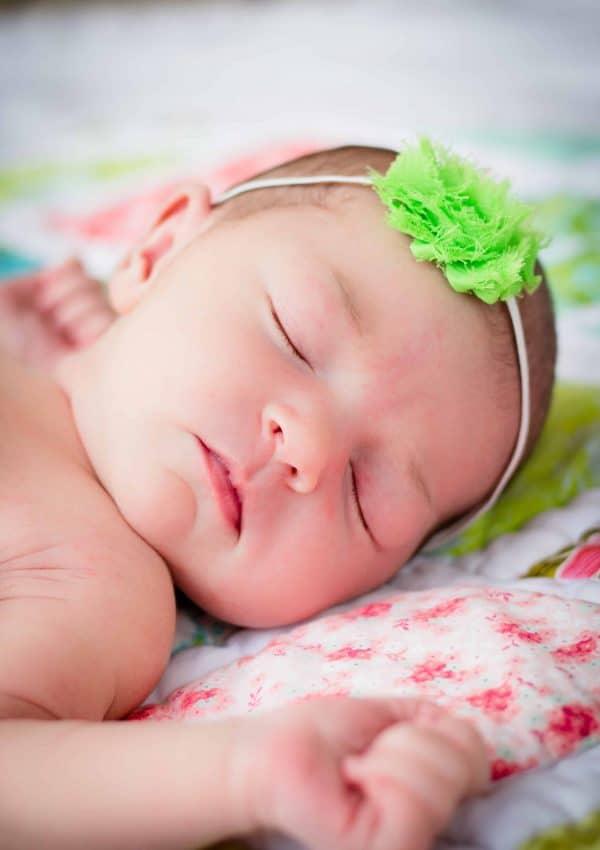 The Story Behind Melanie's Name #baby #newborn #melaniejocelyn #babynames