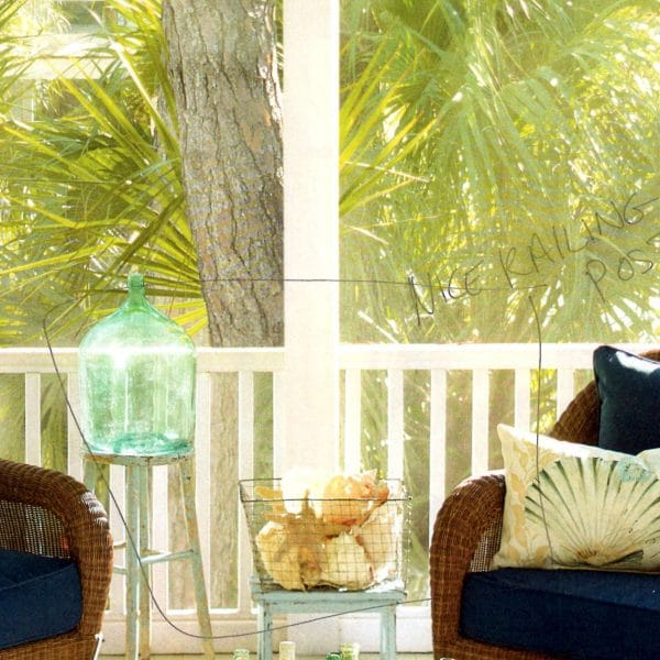 The Plans and Inspiration for the Front Porch and Entryway Addition