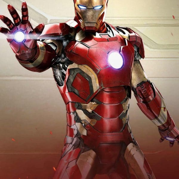 Marvel Mondays: Iron Man Bounding