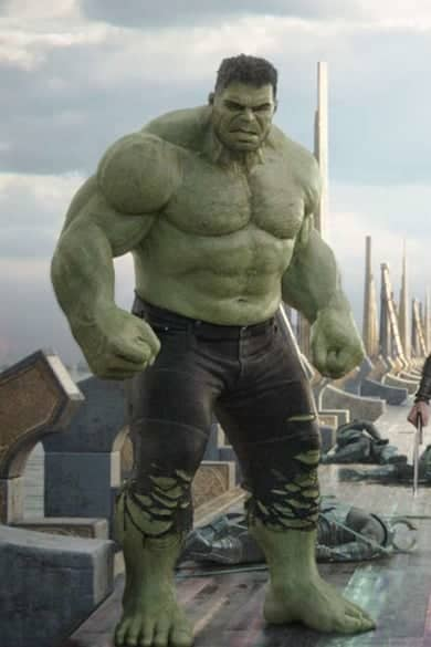 Marvel Mondays: Hulk Bounding