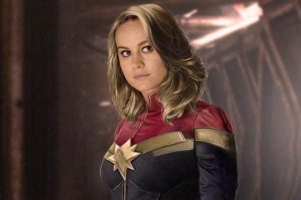 Marvel Mondays: Captain Marvel Bounding