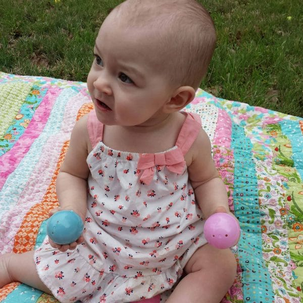 Planning Melanie's First Easter