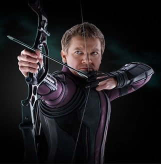 Marvel Mondays: Hawkeye Bounding