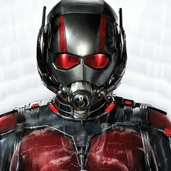 Marvel Mondays: Ant-Man Bounding