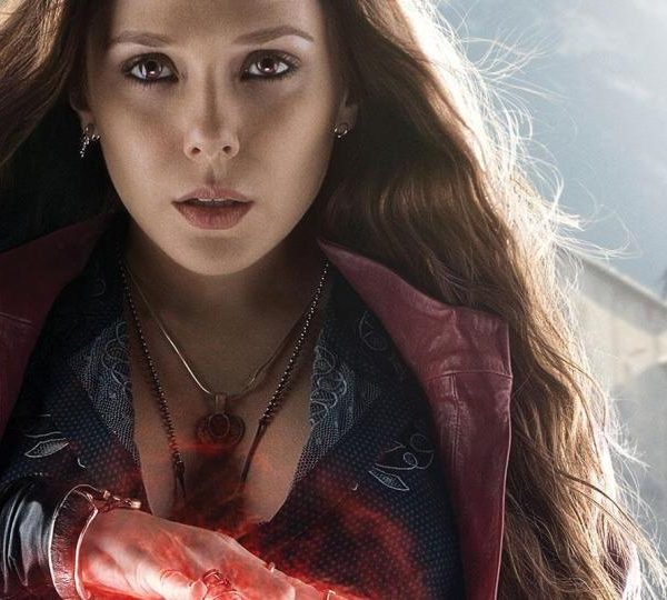 Marvel Mondays: Scarlet Witch Bounding