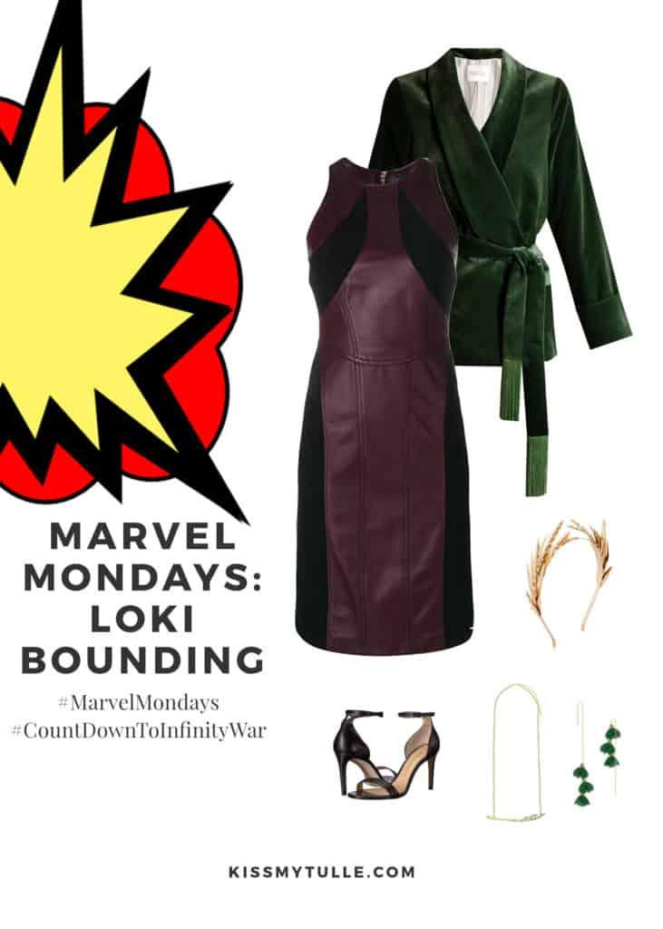 Marvel Mondays: Loki Bounding #MarvelBounding #MarvelMovies #Loki #Thor #CountDownToInfinityWar #MarvelMondays