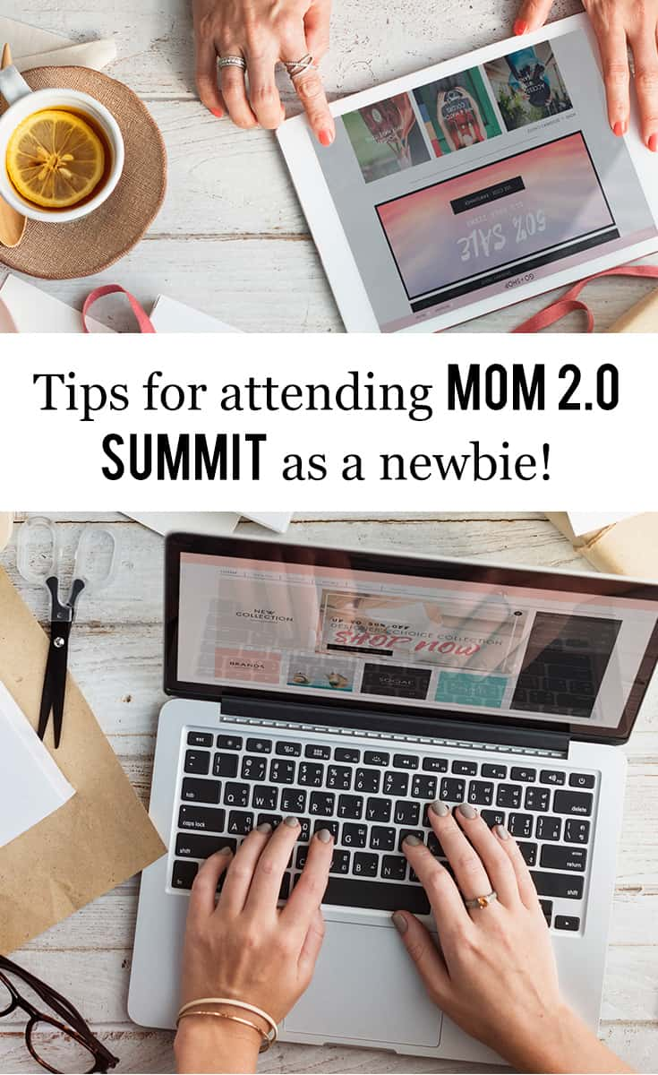 Tips for a Newbie Attending Mom 2.0 Summit #newbie #noob #blogging #blogger #mom2summit #conference