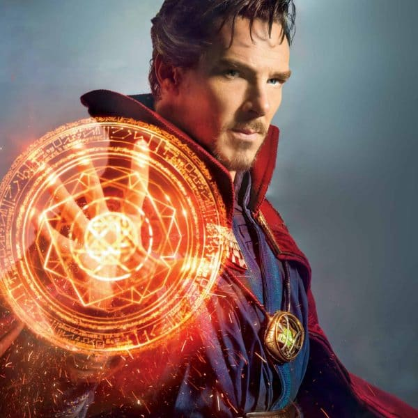Marvel Mondays: Doctor Strange Bounding