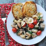 Tasty Garlic Bread In Under 5 Minutes