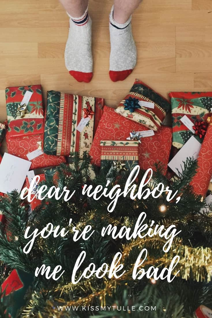 San Antonio lifestyle blogger, Cris Stone, has a message for her neighbor this holiday season. Find out more!