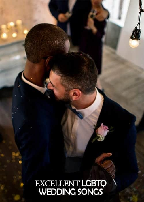 Texas Blogger, Kiss My Tulle, is sharing a round up of excellent #LGBTQ #wedding songs - because not all love songs are appropriate for all love stories.