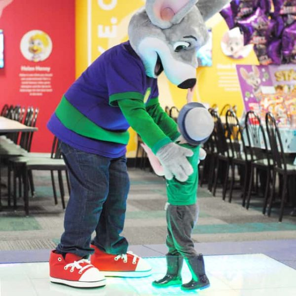 All You Can Play at Chuck E. Cheese's