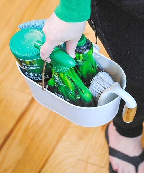 Slacker Mom's Guide To Handling Spring Cleaning