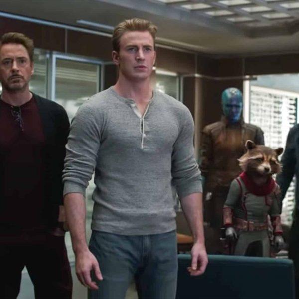 Avengers: Endgame Marvel Bounding