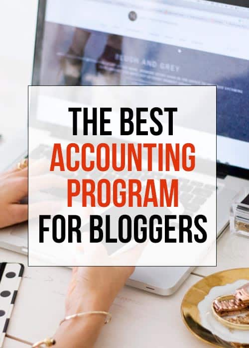 Texas Mom Blogger, Kiss My Tulle, shares THE BEST accounting program for bloggers (and it's been approved by her own personal accountant!).