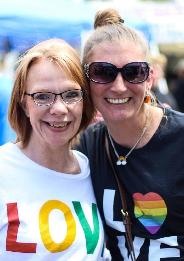 "12 Best Pride ""Free Mom Hugs"" Shirts on etsy"