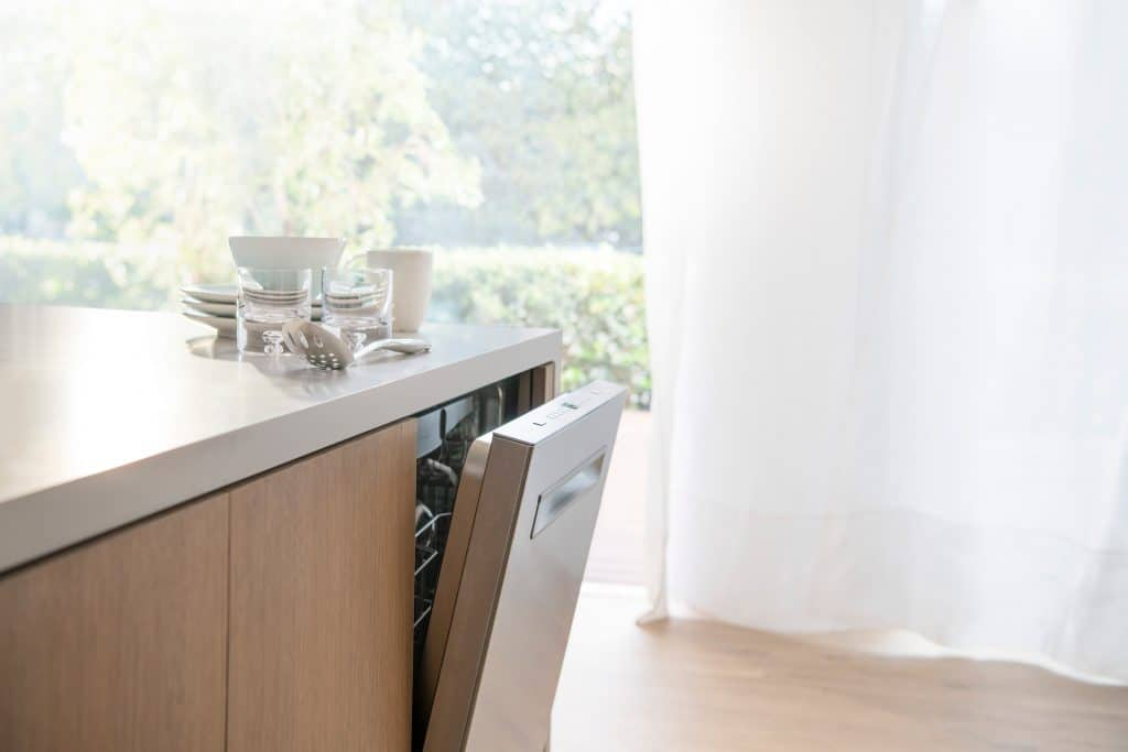The AutoAir™ @BOSCHHOMEUS 500 Series Dishwasher available at @BestBuy #ad