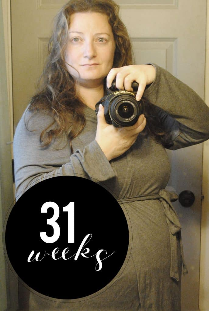 San Antonio lifestyle blogger, Cris Stone, shares a rundown of her 31st week of pregnancy. Find out more!