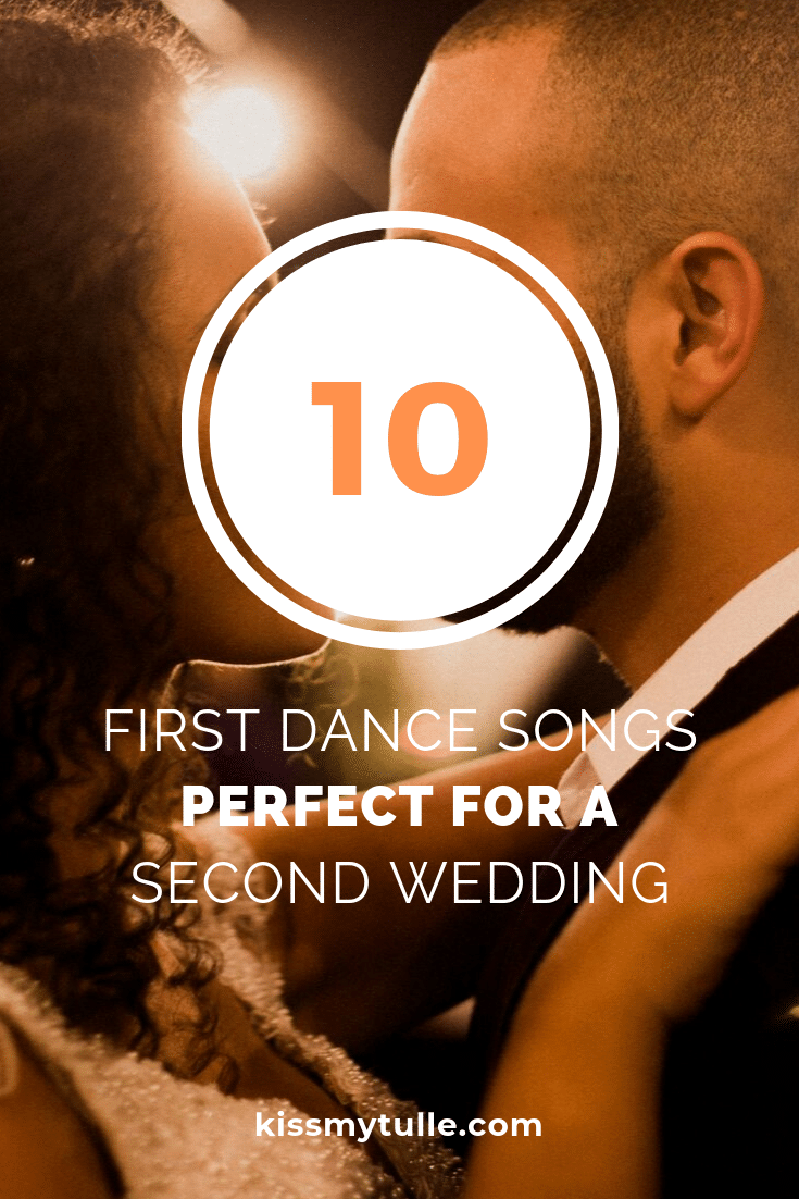 Alaskan lifestyle blogger, Cris Stone, shares her suggestions for 10 first dance songs for a second wedding! Find out more!
