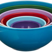 6 Piece Nested Mixing Bowl Set