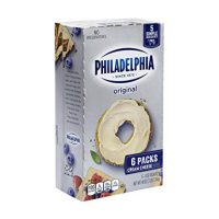 6 Pack of Kraft Philadelphia Cream Cheese