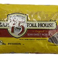 72 Ounce Bag of Nestle Chocolate Semi-Sweet Morsels
