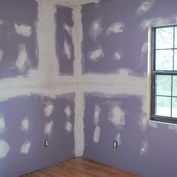 Installing PURPLE XP Drywall