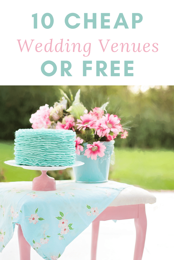 San Antonio lifestyle blogger, Kiss My Tulle, shares her list of 10 cheap or free wedding venues (and then get your fingers to Googling one in your area)!