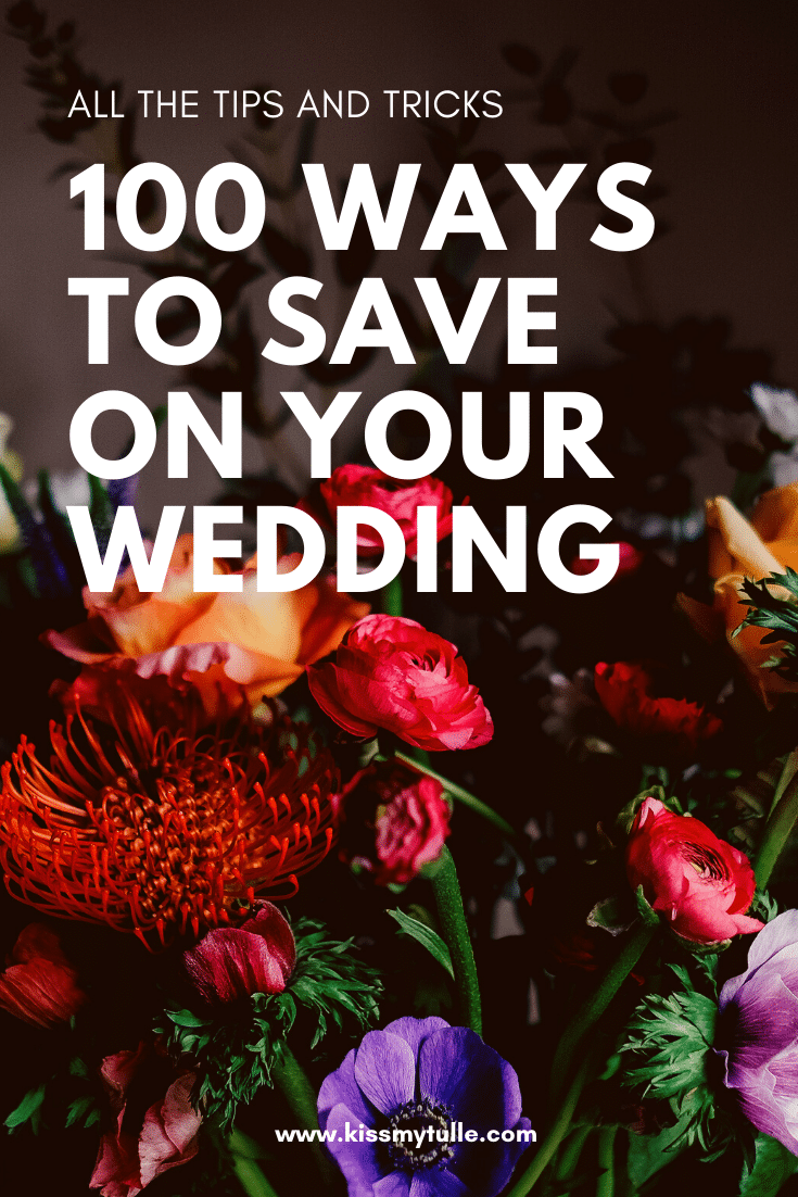 San Antonio lifestyle blogger, Cris Stone, shares how you CAN save money on typical wedding bits and pieces and STILL have your dream wedding - it's all in the details and your level of flexibility.