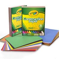 480 Pack of Crayola Construction Paper