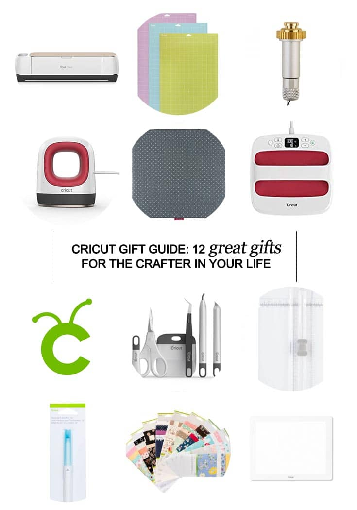 San Antonio lifestyle blogger, Cris Stone, shares a Cricut gift guide! Give them something amazing. Here's 12 great gifts for the crafter in your life. @officialcricut #ad #cricutcreated