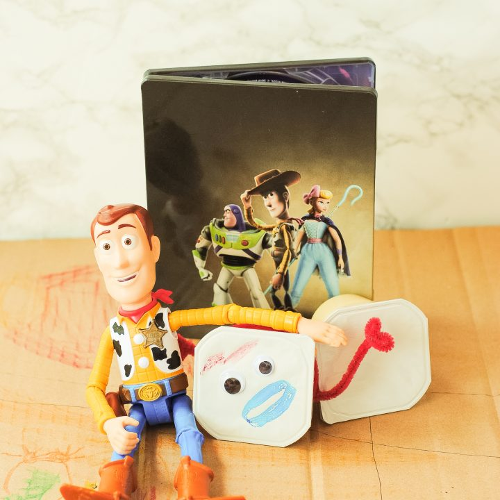 Easy Toy Story 4 Forky Snack