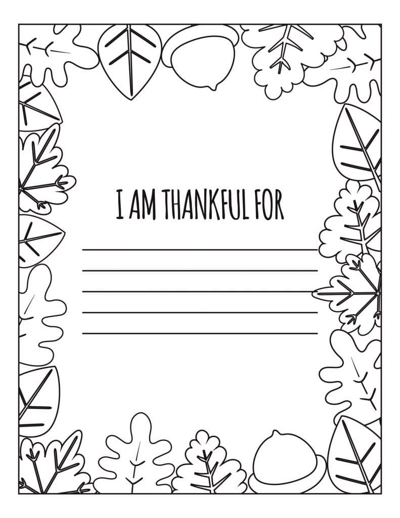 San Antonio lifestyle blogger, Cris Stone, shares some cute AF and totally free Thanksgiving coloring pages. Get yours now!