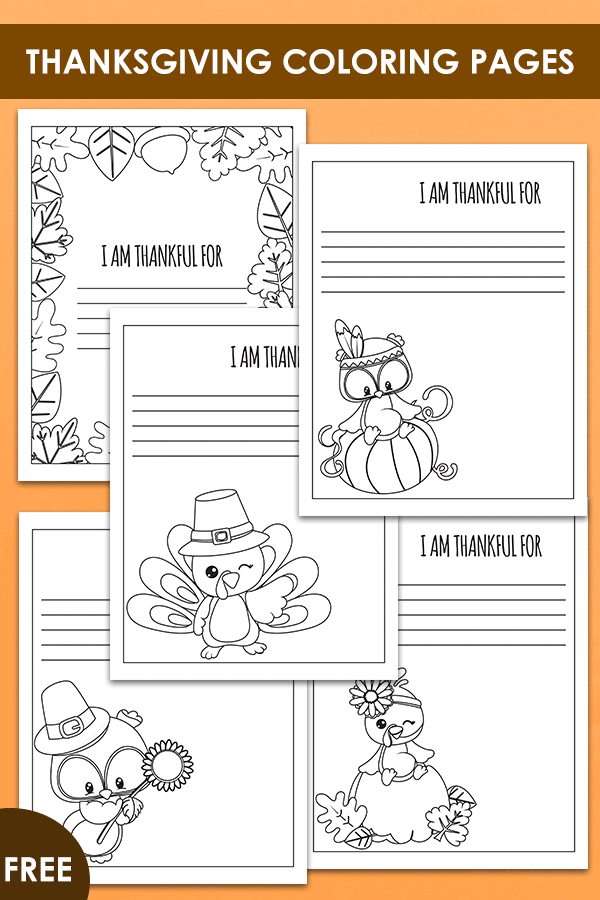 Thanksgiving Coloring Pages - DOODLE ART ALLEY | 900x600