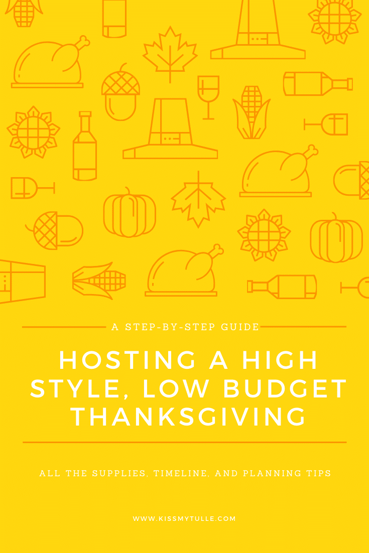 San Antonio lifestyle blogger, Cris Stone, shares her recipes, tips, and tricks (along with free printables) to help you with your Thanksgiving Day menu.