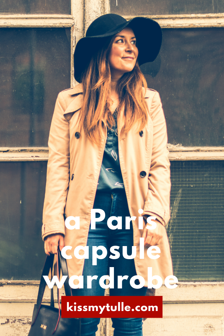 San Antonio lifestyle blogger, Cris Stone, shares her tips and suggestions on packing for 7 days in Paris. Find out more!