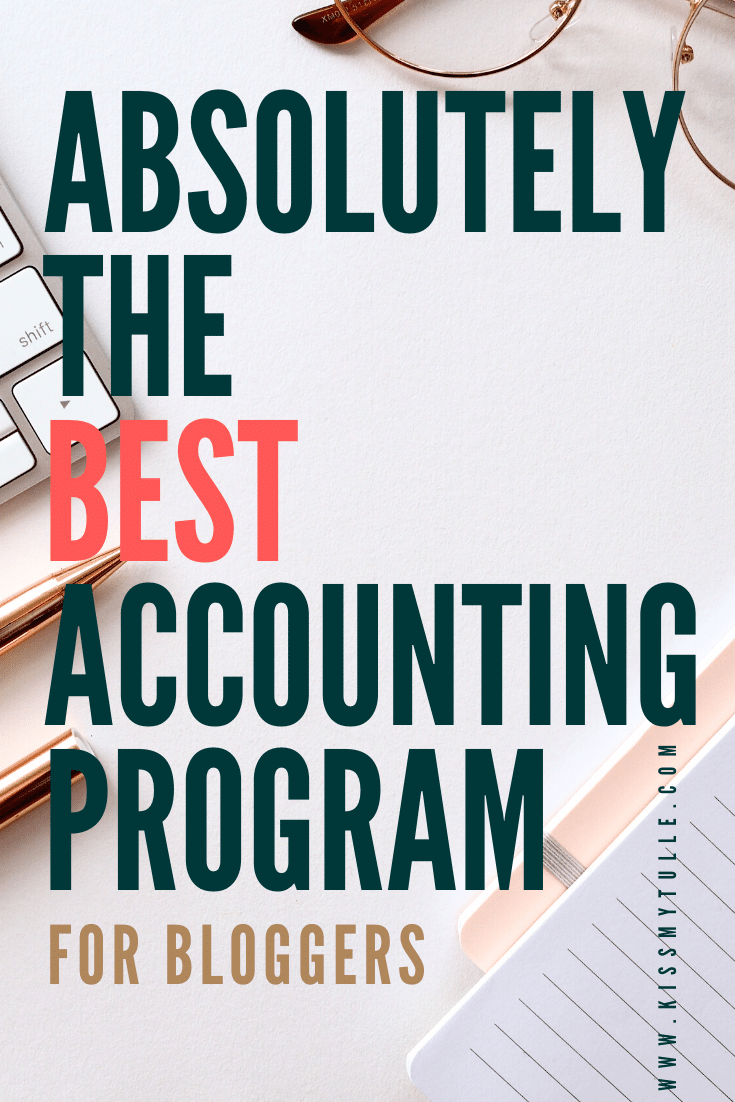 Alaskan Mom Blogger, Kiss My Tulle, has been blogging for over a dozen years and has seen her business needs evolve. She's sharing THE BEST accounting program for bloggers (approved by her own personal accountant!). Find out more!