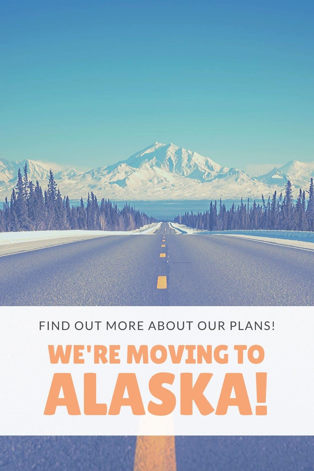 Alaskan lifestyle blogger, Cris Stone, shares how they're moving to Alaska from Texas! Check out their plans for a new life in Alaska, the Land of the Midnight Sun. Find out more!