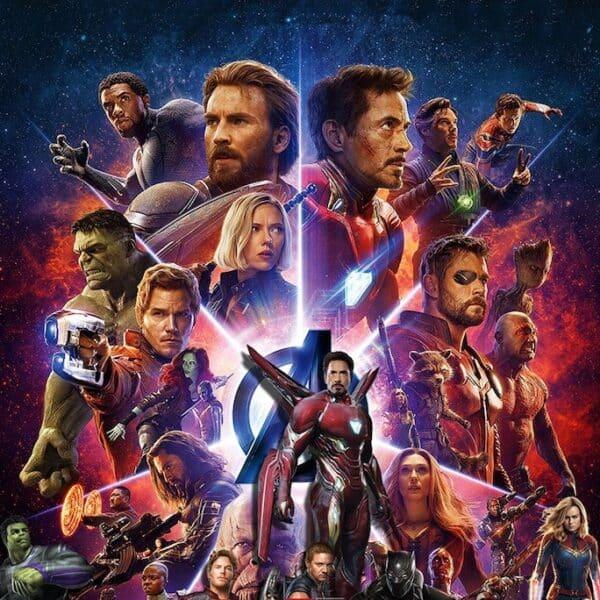 Alternative Wedding Vows or Readings: Marvel Cinematic Universe Edition