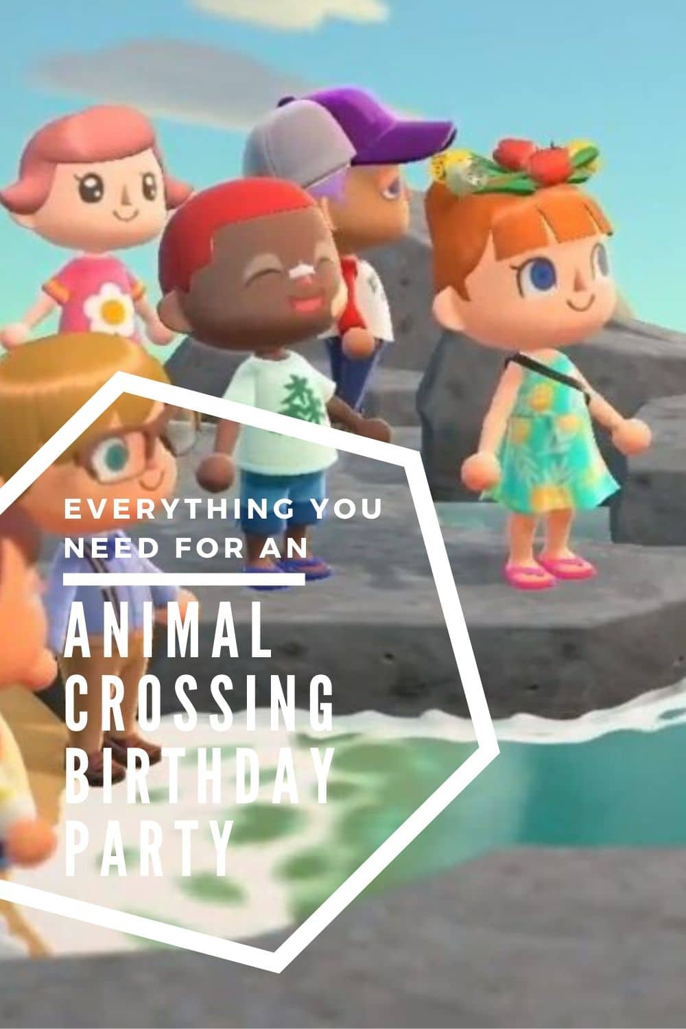 "Buy everything you need for an epic ""Animal Crossing"" birthday party today with Amazon Prime. Get those adorable animal villagers ready!"