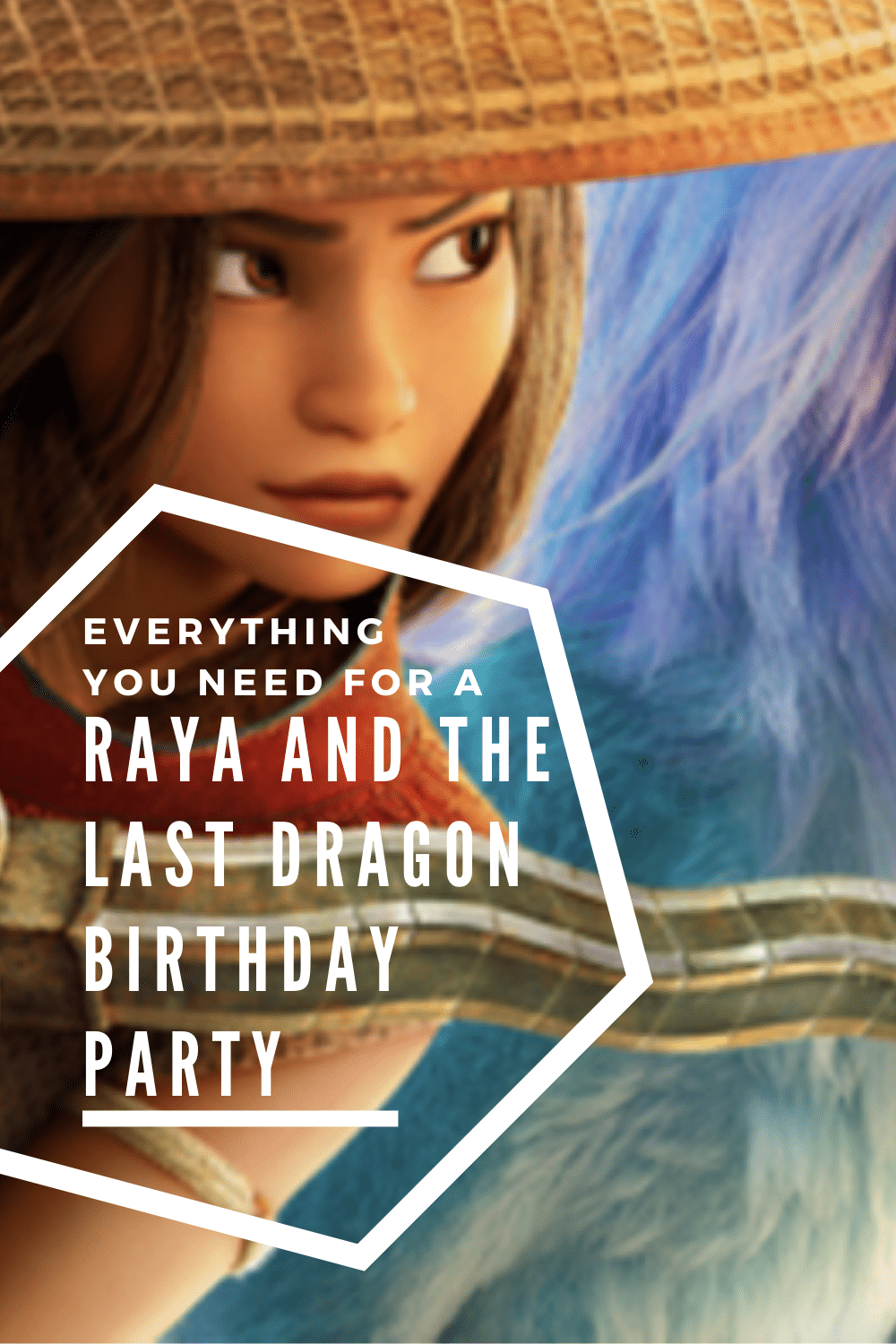Buy Everything You Need For A Raya And The Last Dragon Birthday Party with Amazon Prime
